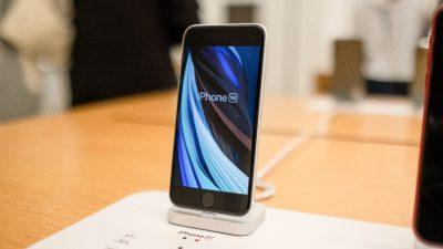 Rośnie sprzedaż iPhone'a SE 2020