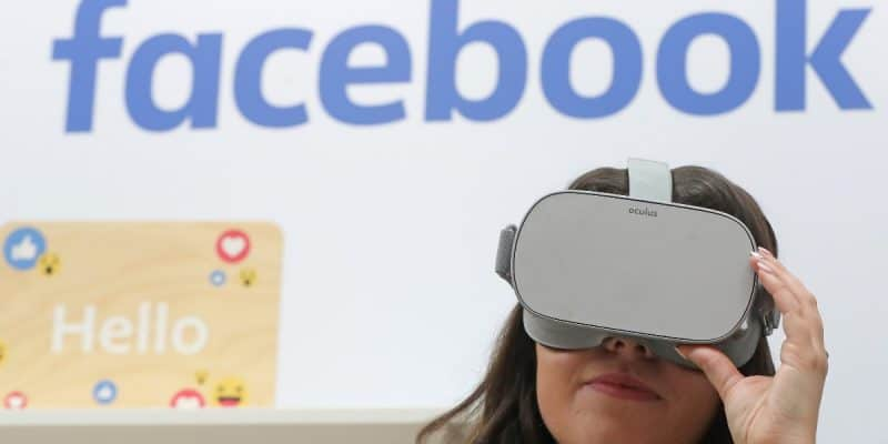Facebook prezentuje bardzo cienkie okulary VR