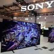 Telewizory od Sony na 2021